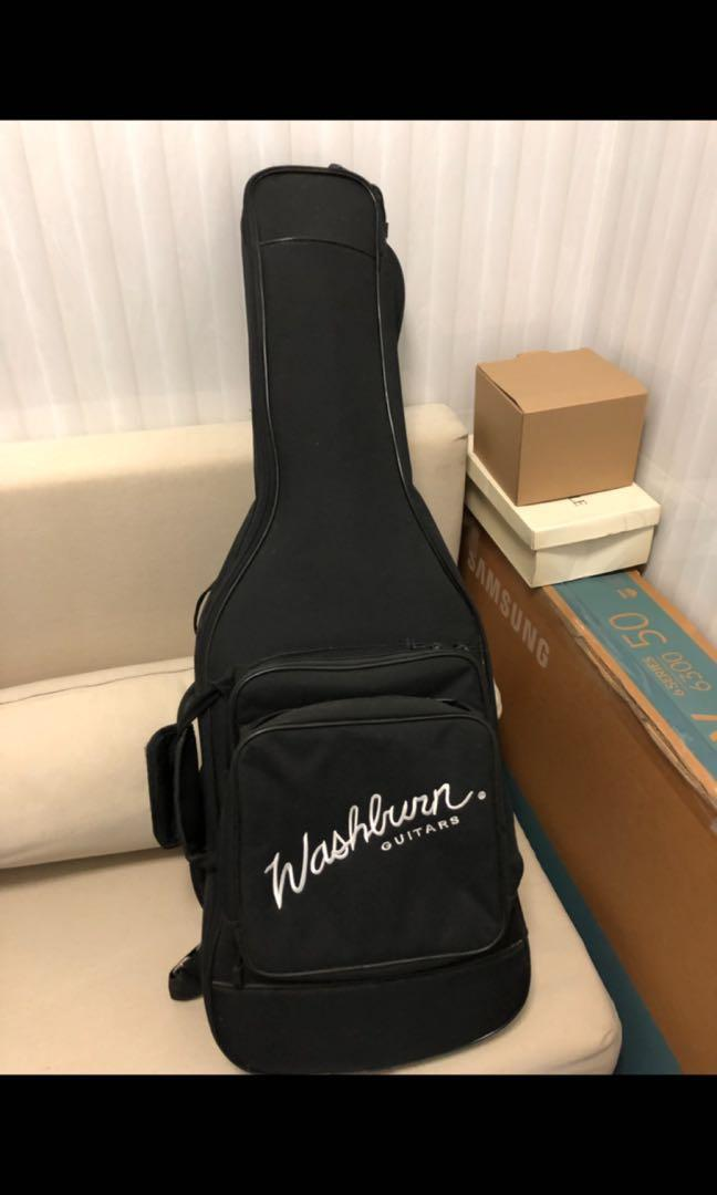 Electric guitar Washburn