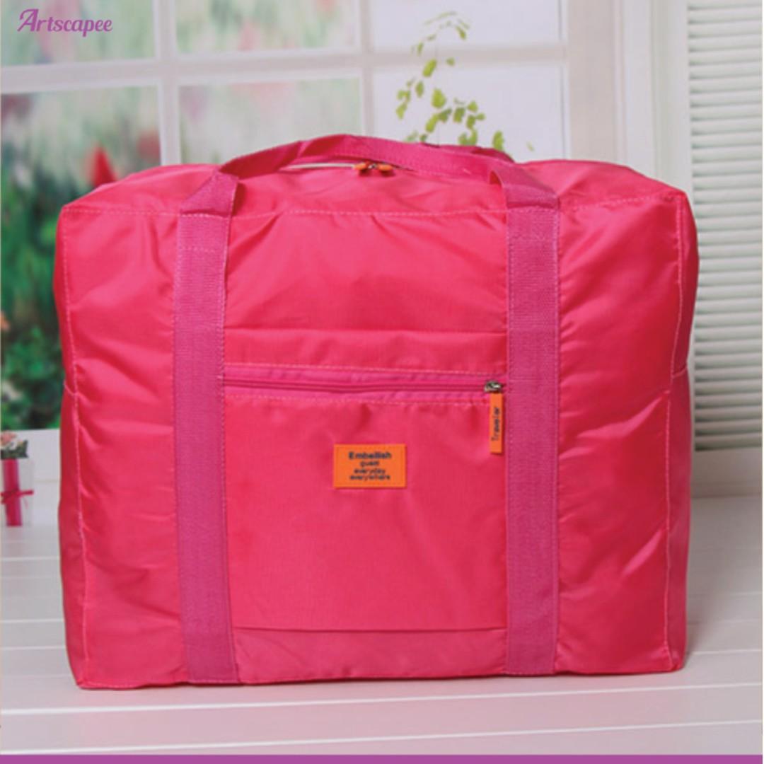 Foldable Collapsable Luggage Bag