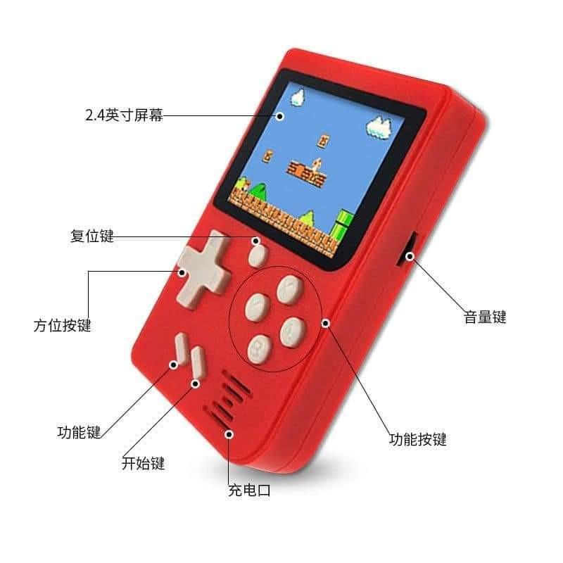 Gameboy Color 400 in 1
