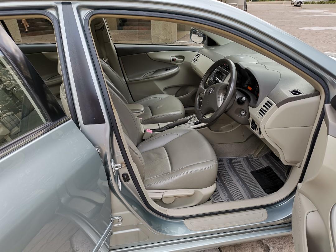 [Hari Raya] Toyota Altis for rent/lease