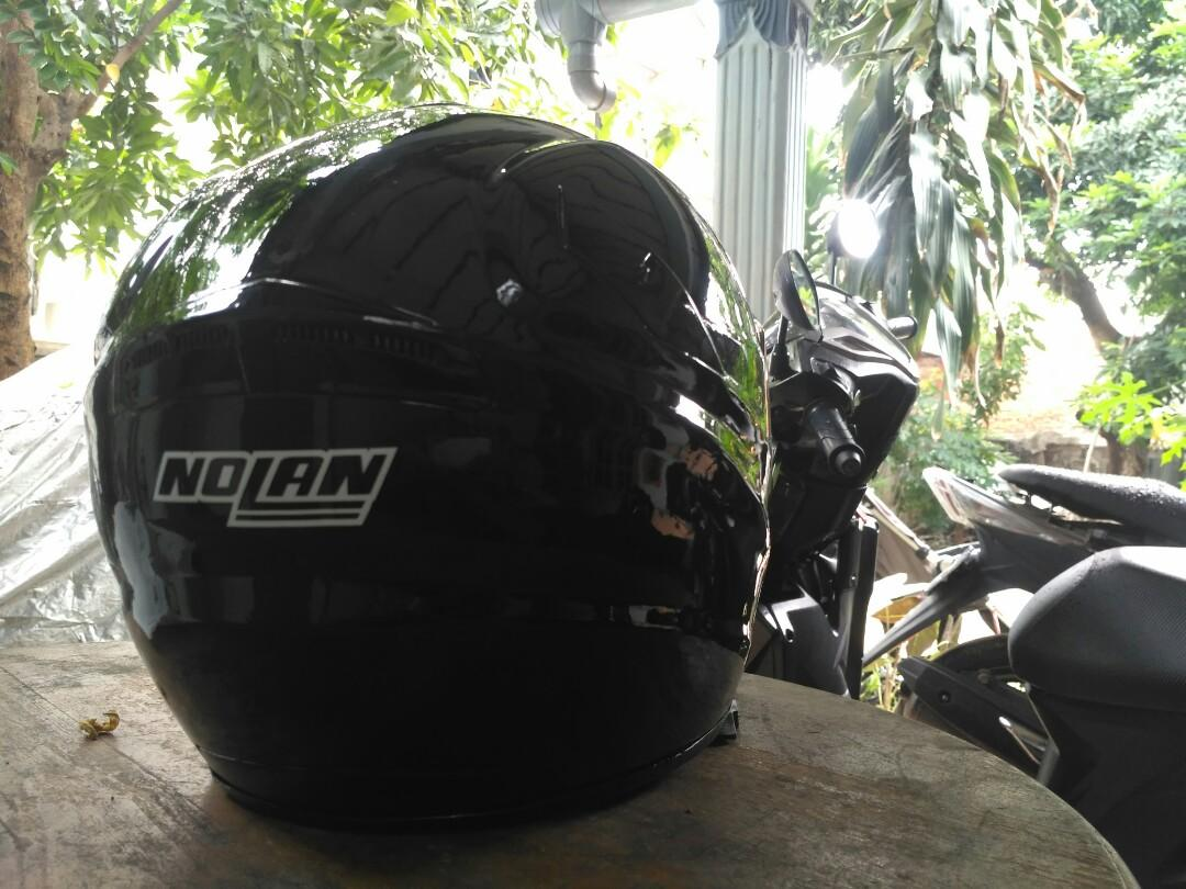 Helm nolan custom