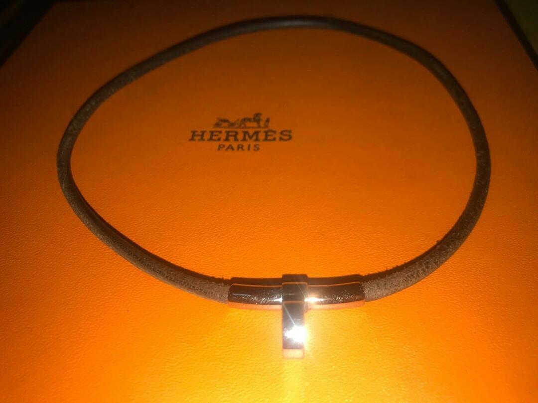 Hermes Choker