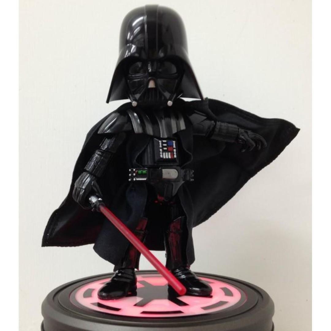 HeroCross Star Wars: Darth Vader with Base @ 35% off