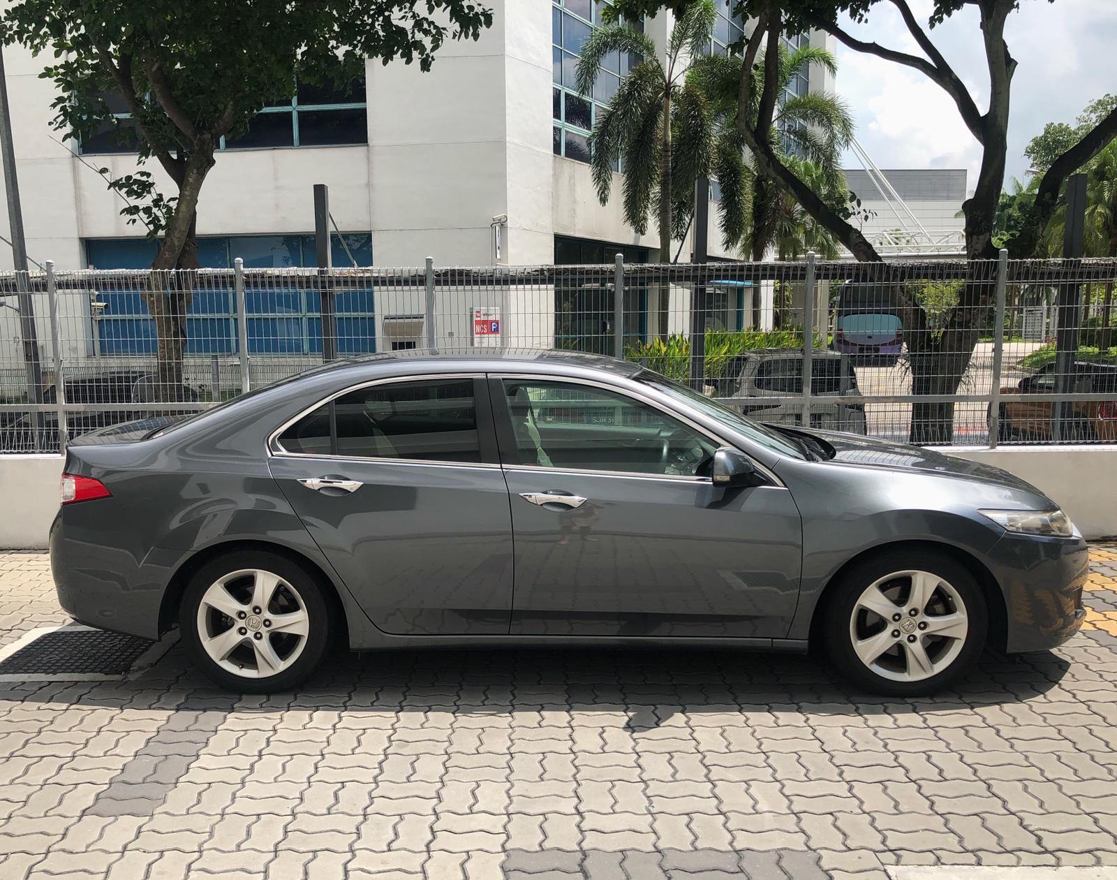 Honda Accord *TOP CONDITION ZERO PROBLEM* $55 MazdaToyota Vios Wish Altis Car Axio Premio Allion Camry Estima Honda Jazz Fit Stream Civic Cars Hyundai Avante $50 perday PHV  For Rent Lease To Own Grab Rental Gojek Or Personal Use Low price and Cheap