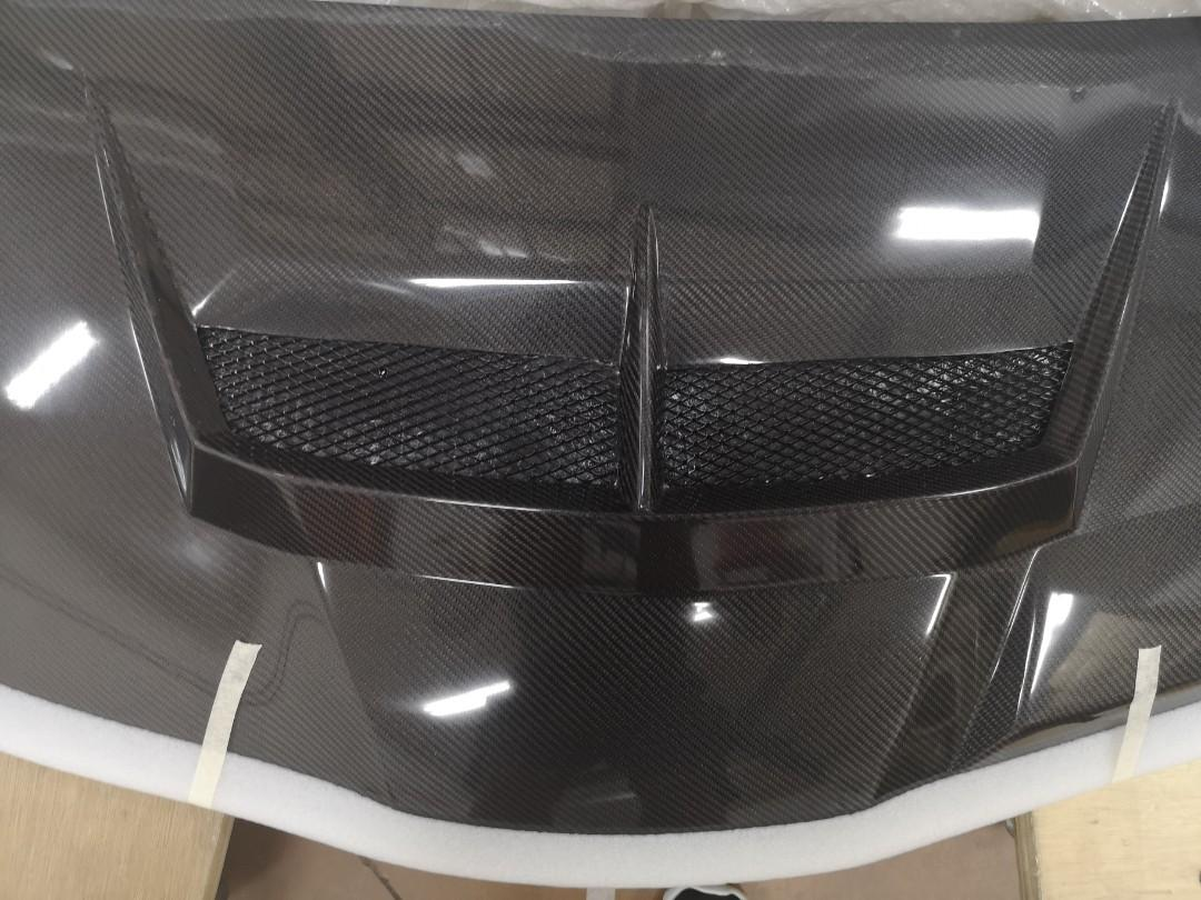 Honda fit/jazz  GE JS type 2 design cf bonnet