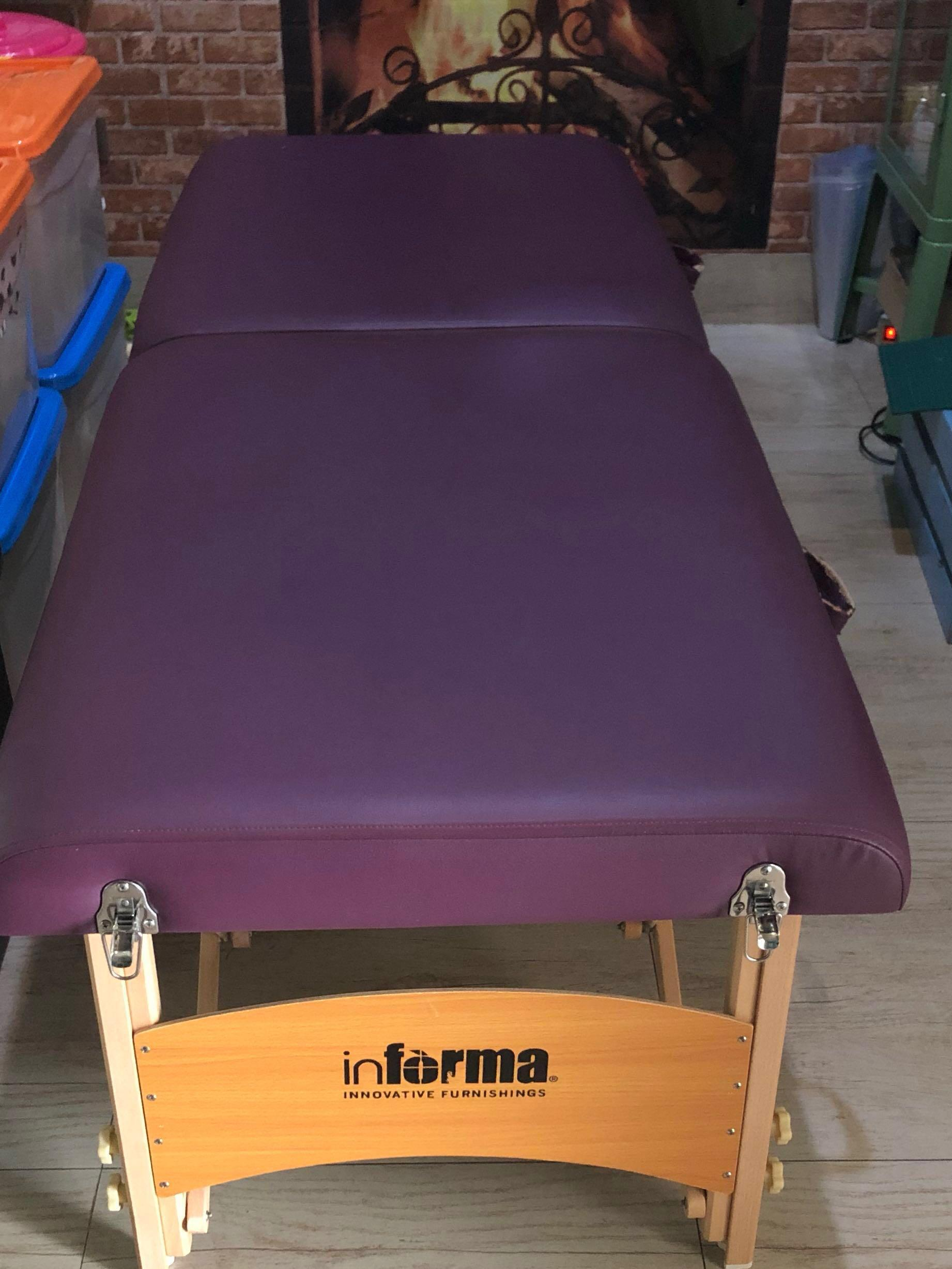 Informa Massage Bed