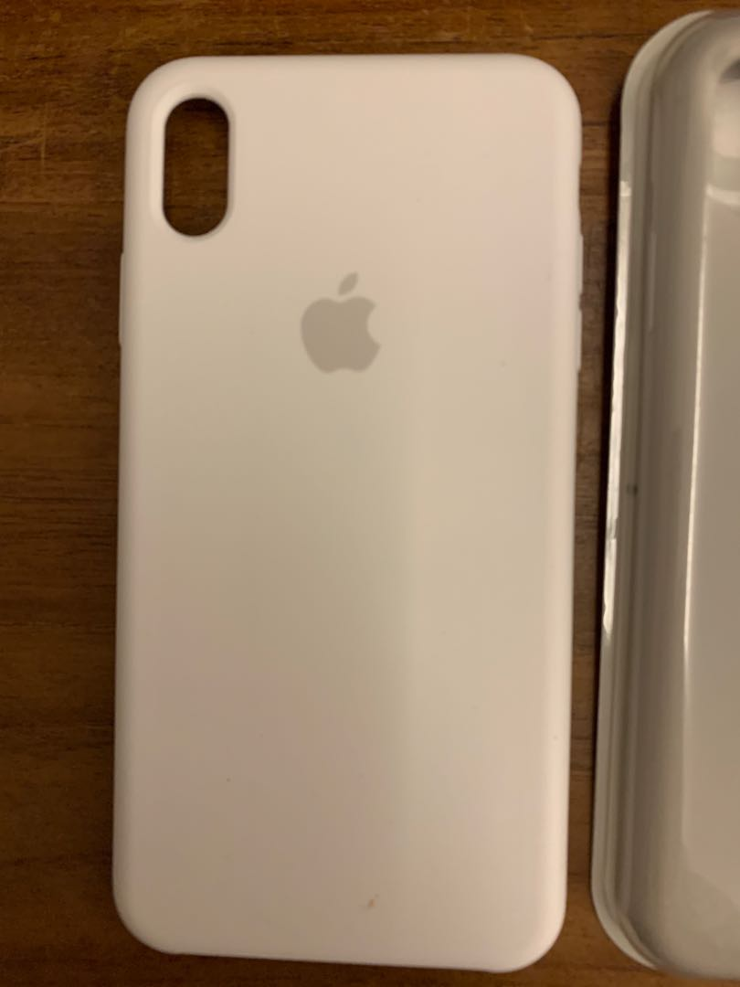 IPhone XS Max silicone casing