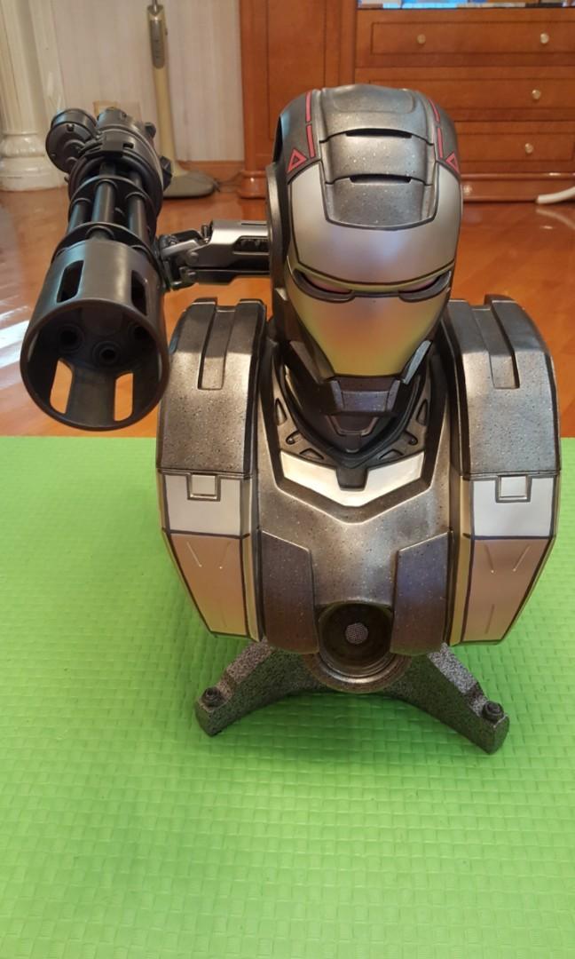 IRON MAN 鐵甲奇俠1:1動漫模型擺設