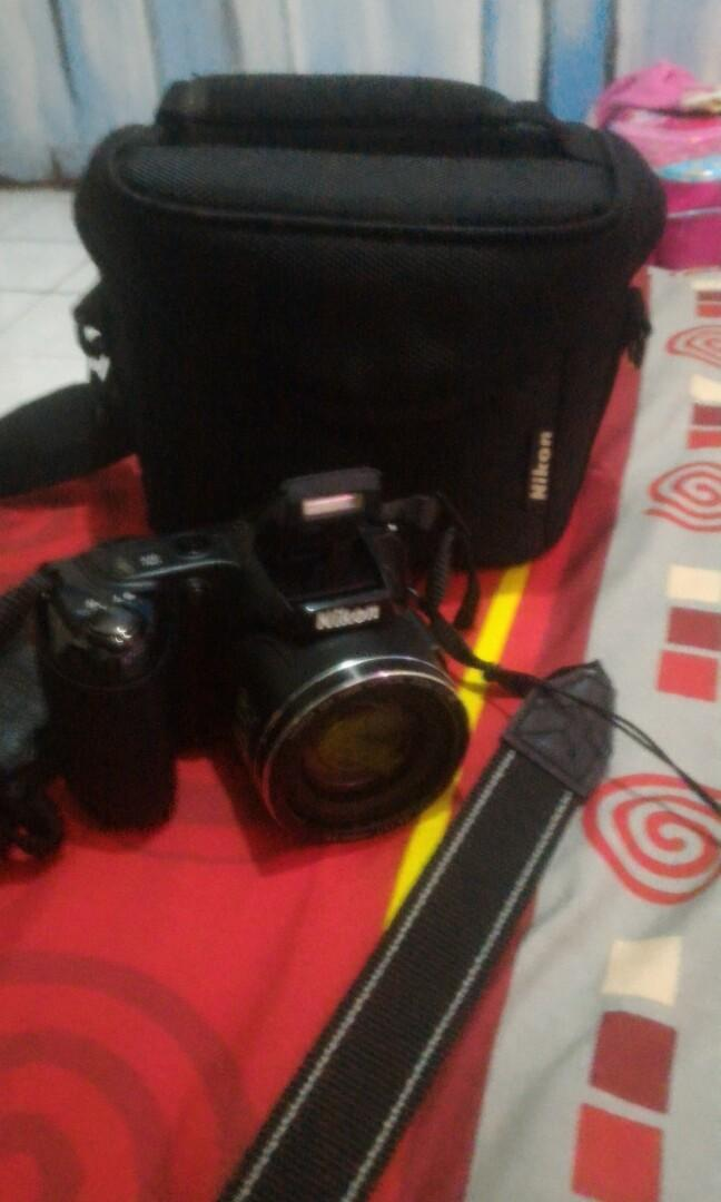 Kamera nikon coolpix L810