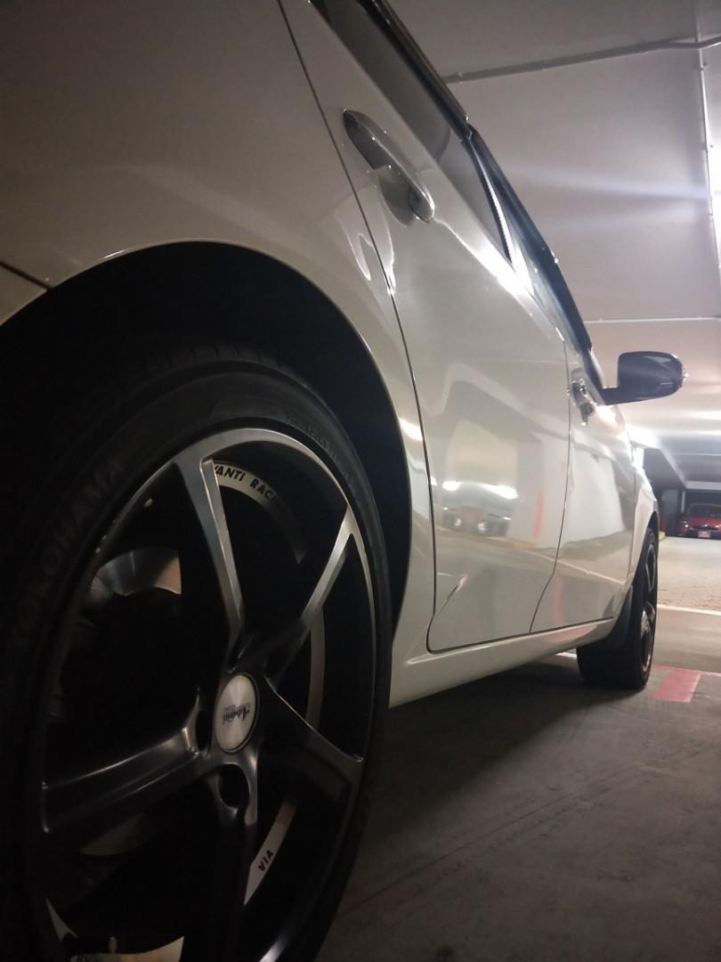 Kia Cerato Forte 2.0 SX with Sportstronic Auto