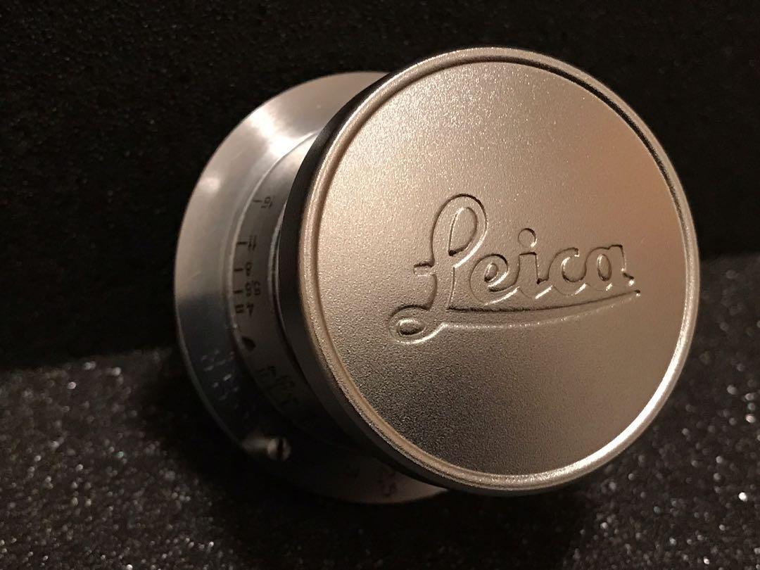 Leica 代用f3.5 50mm 蘇聯古董鏡頭