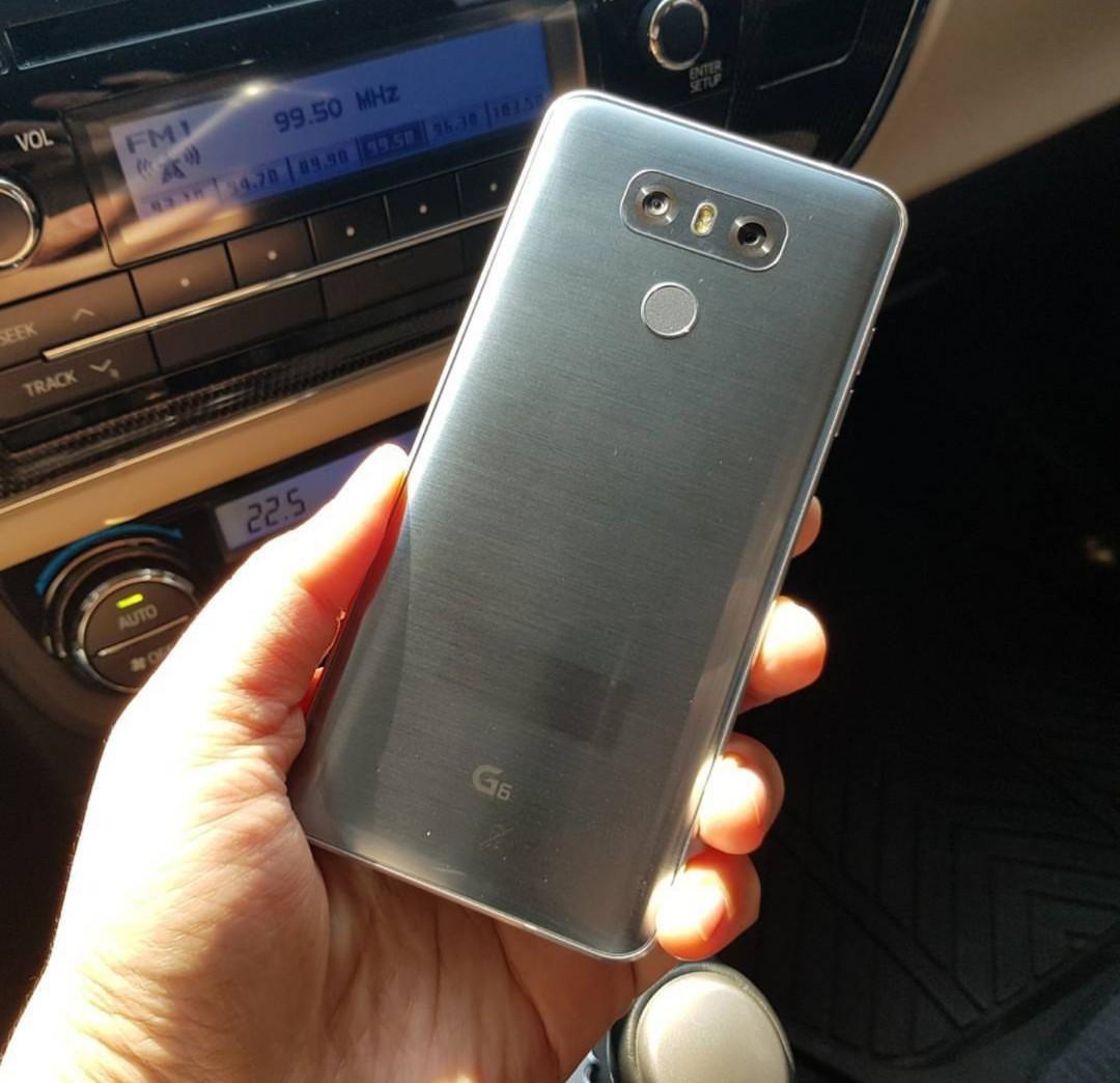 LG G6 4/32 mulus