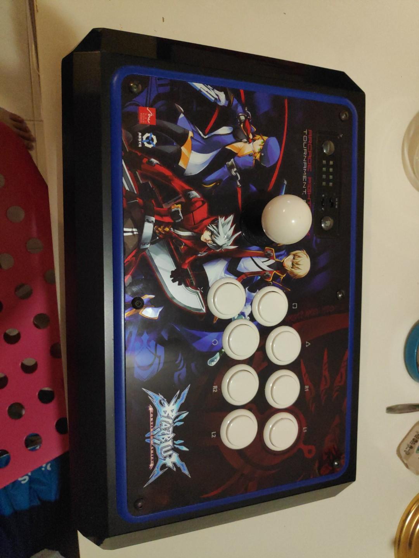 Madcatz Blazblue tournament Edition Ps3 fight stick