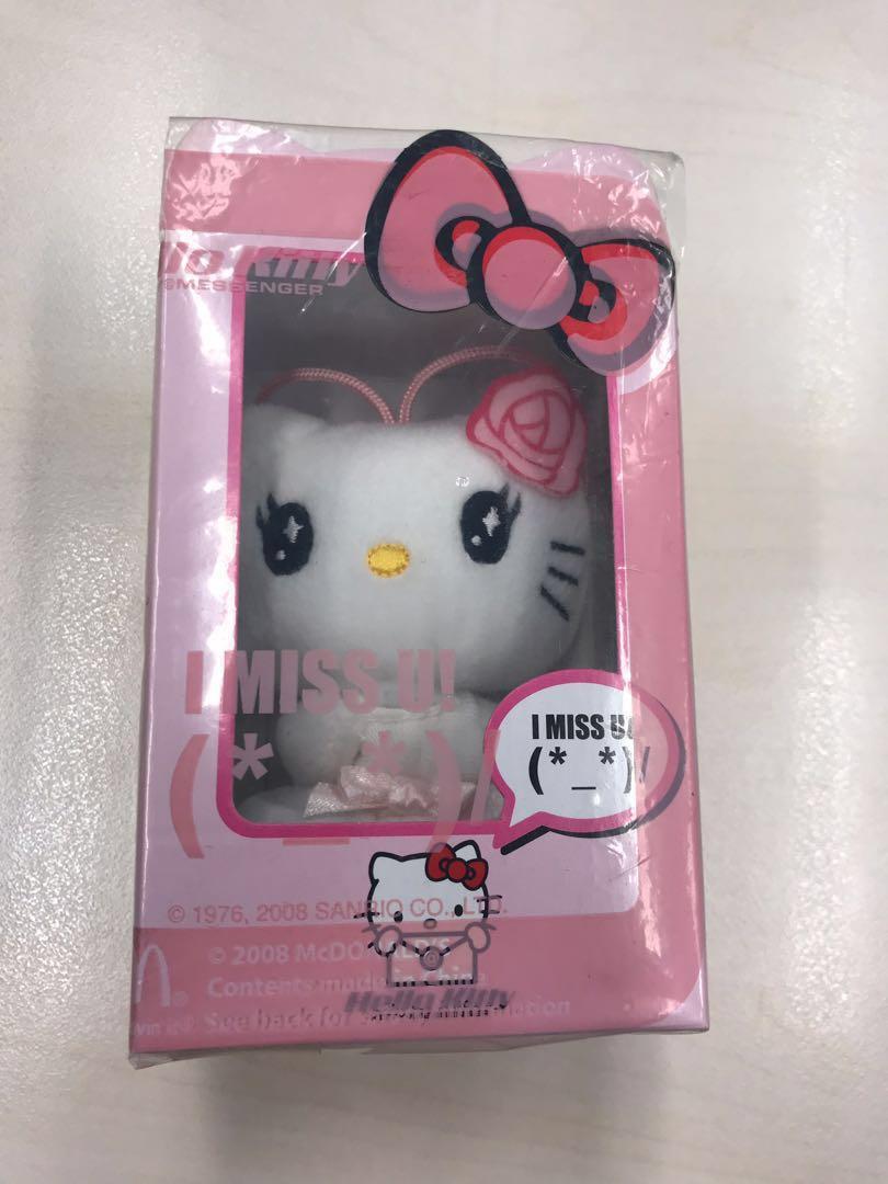 McDonald Hello Kitty公仔
