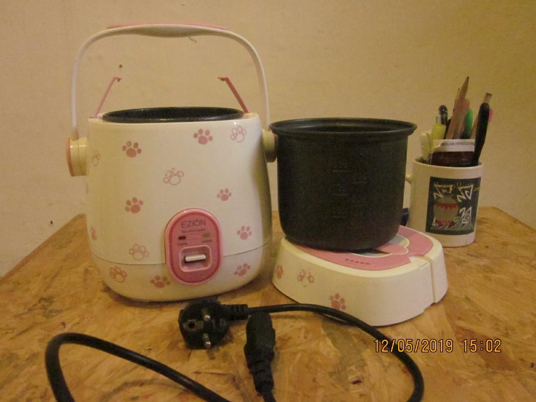Mini Rice Cooker  #BAPAU