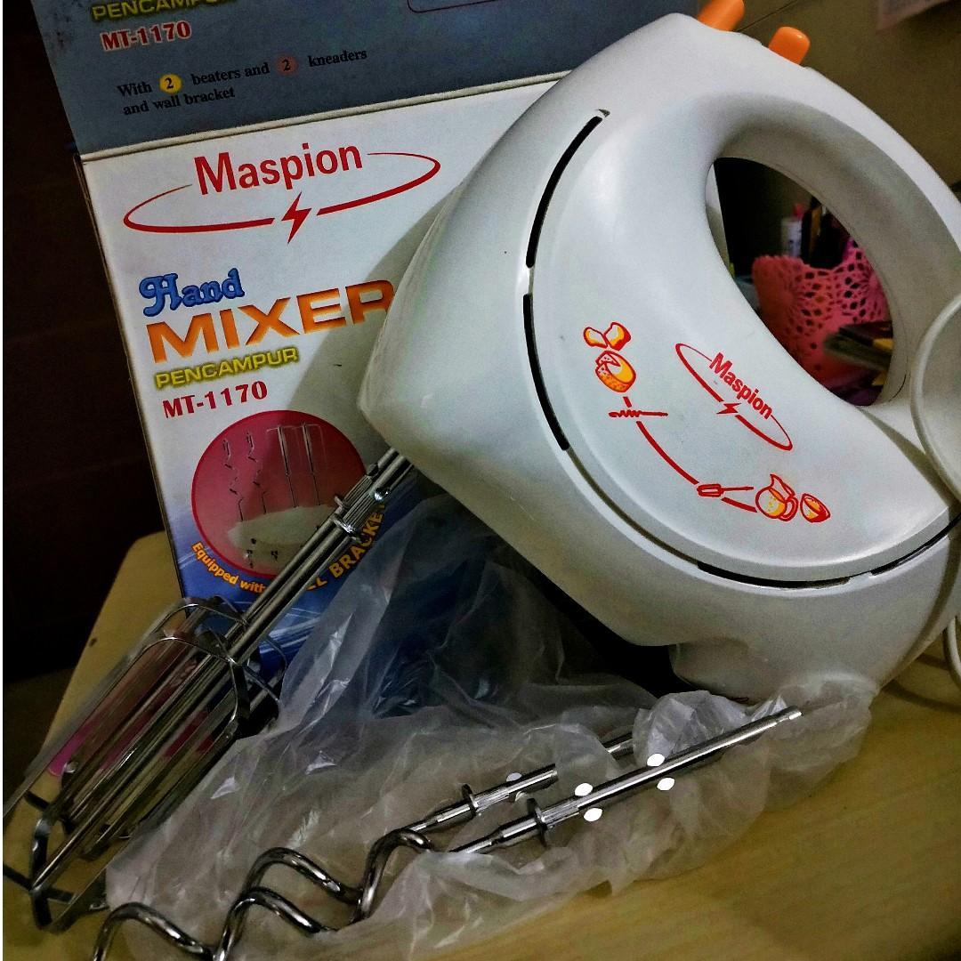 Mixer Maspion MT-1170