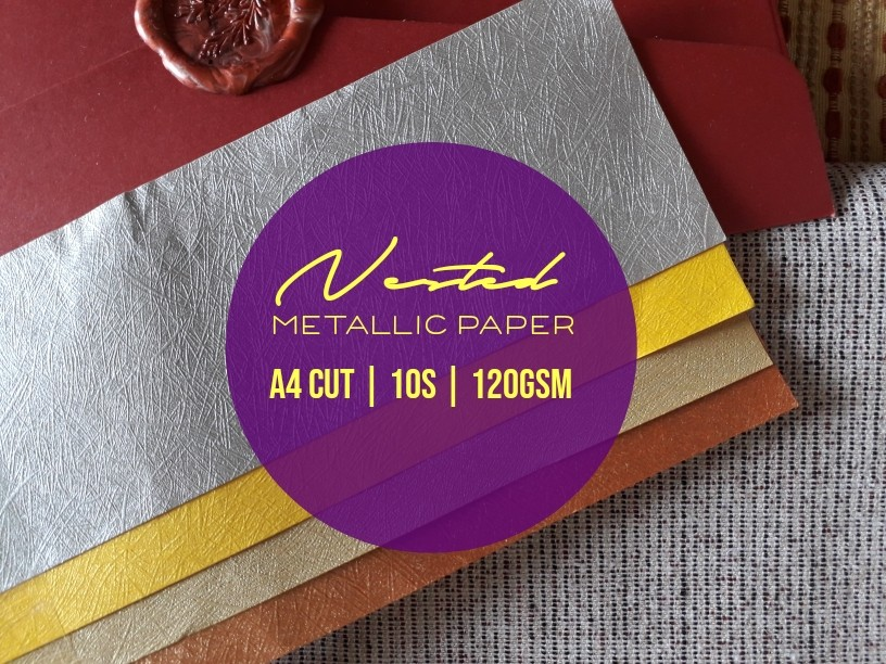 Nested Series Cardstock 10S