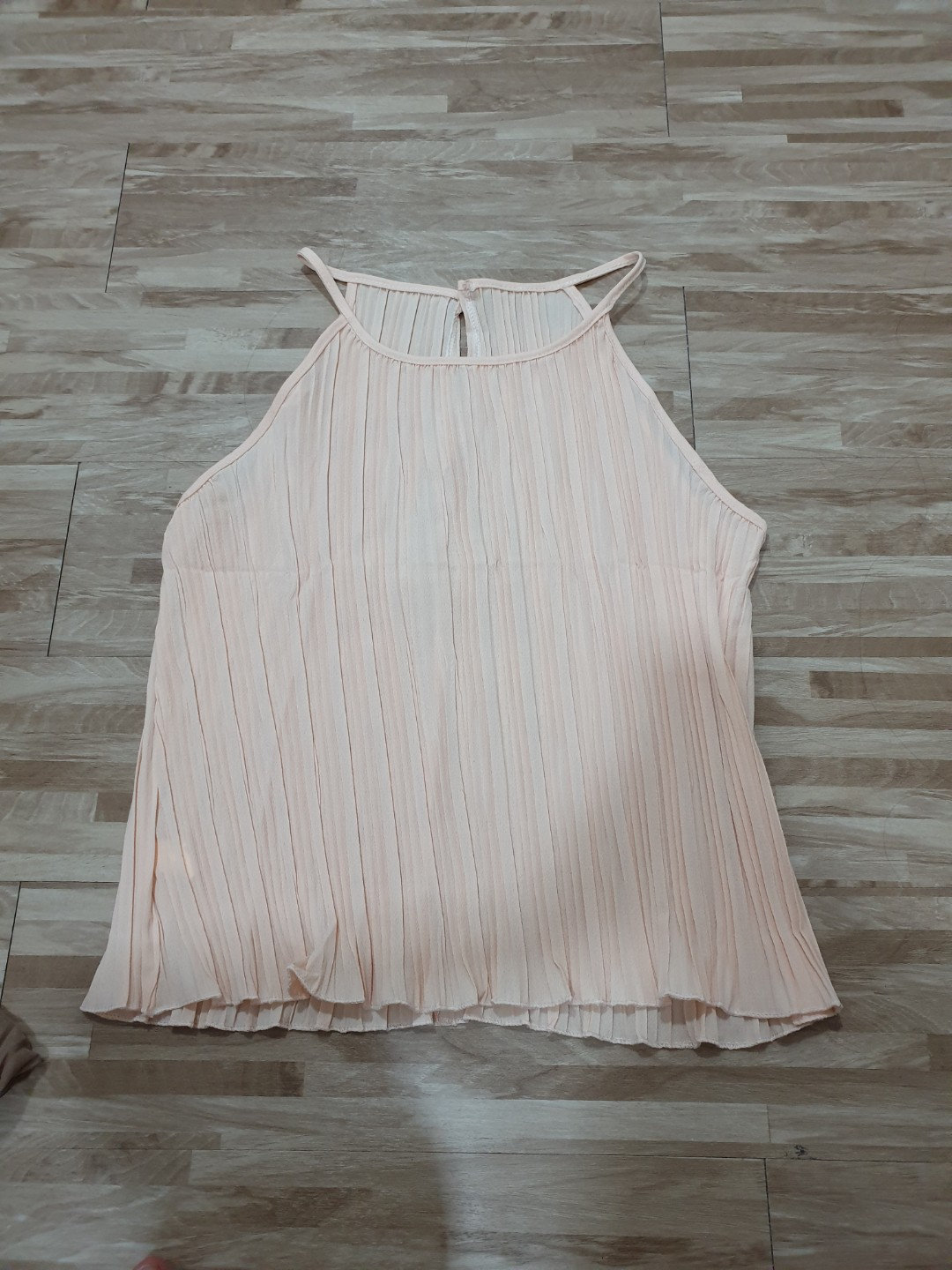NEW Pleated Top