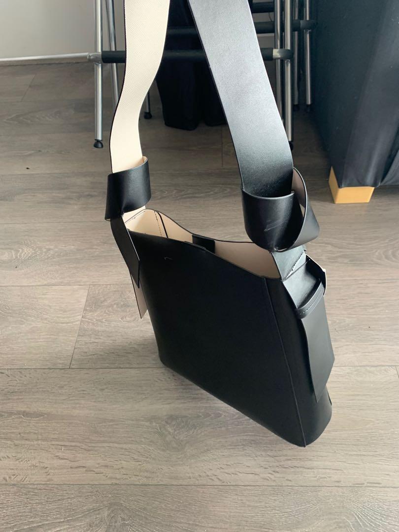 New Zara Black Bag