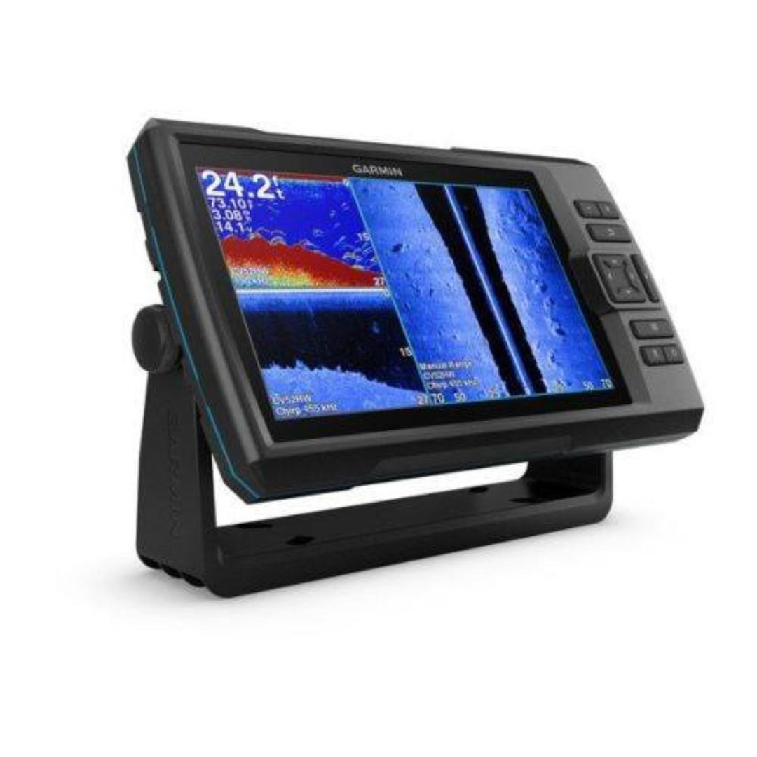 NEWLY Freshwater Fish Finder Saltwater Electric Boat Fishing Depth Locator Tracker New