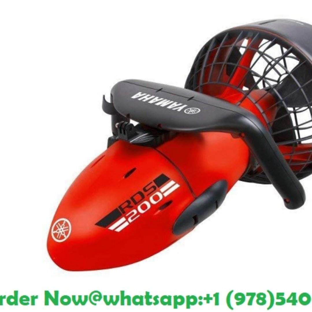 NEWLY YAMAHA RDS250 SeaScooter Scooter Electric Waterproof 2.5MPH