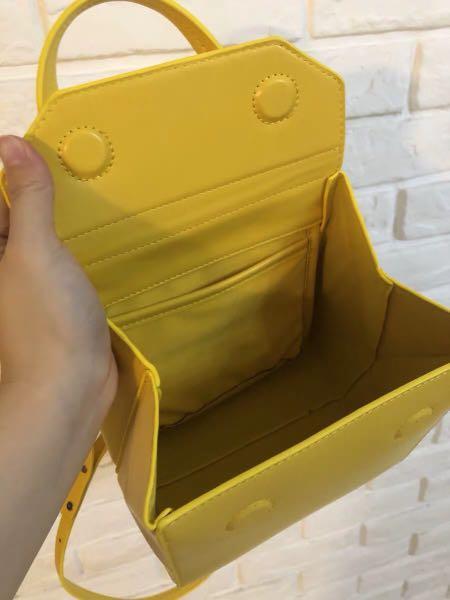 Odette 4 Shapes Origami Sling Tote