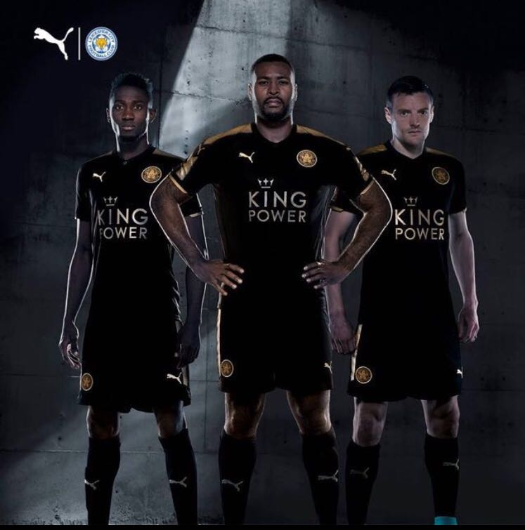 f752893ad Original Leicester City 2017/18 Away Jersey, Sports, Sports Apparel ...
