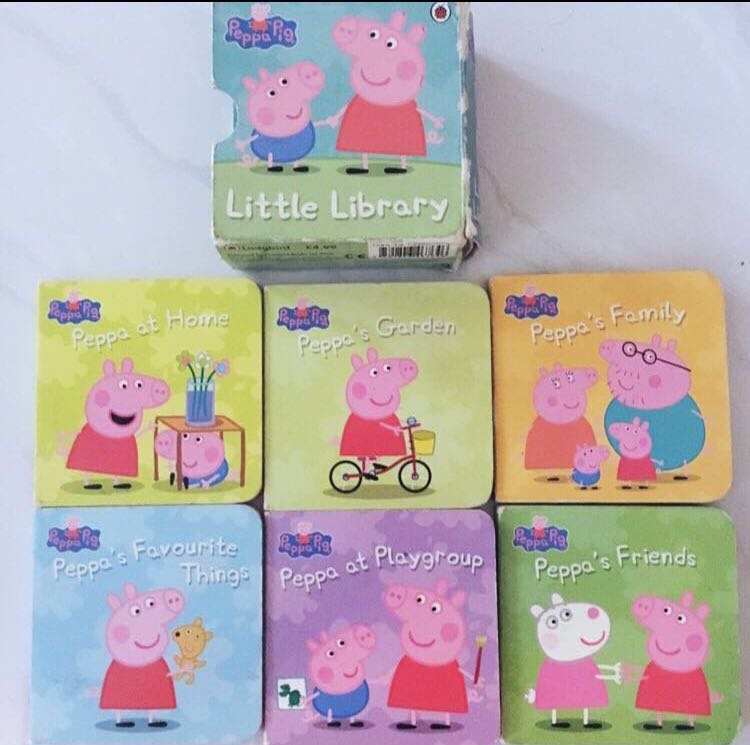 Peppa Pig Board books