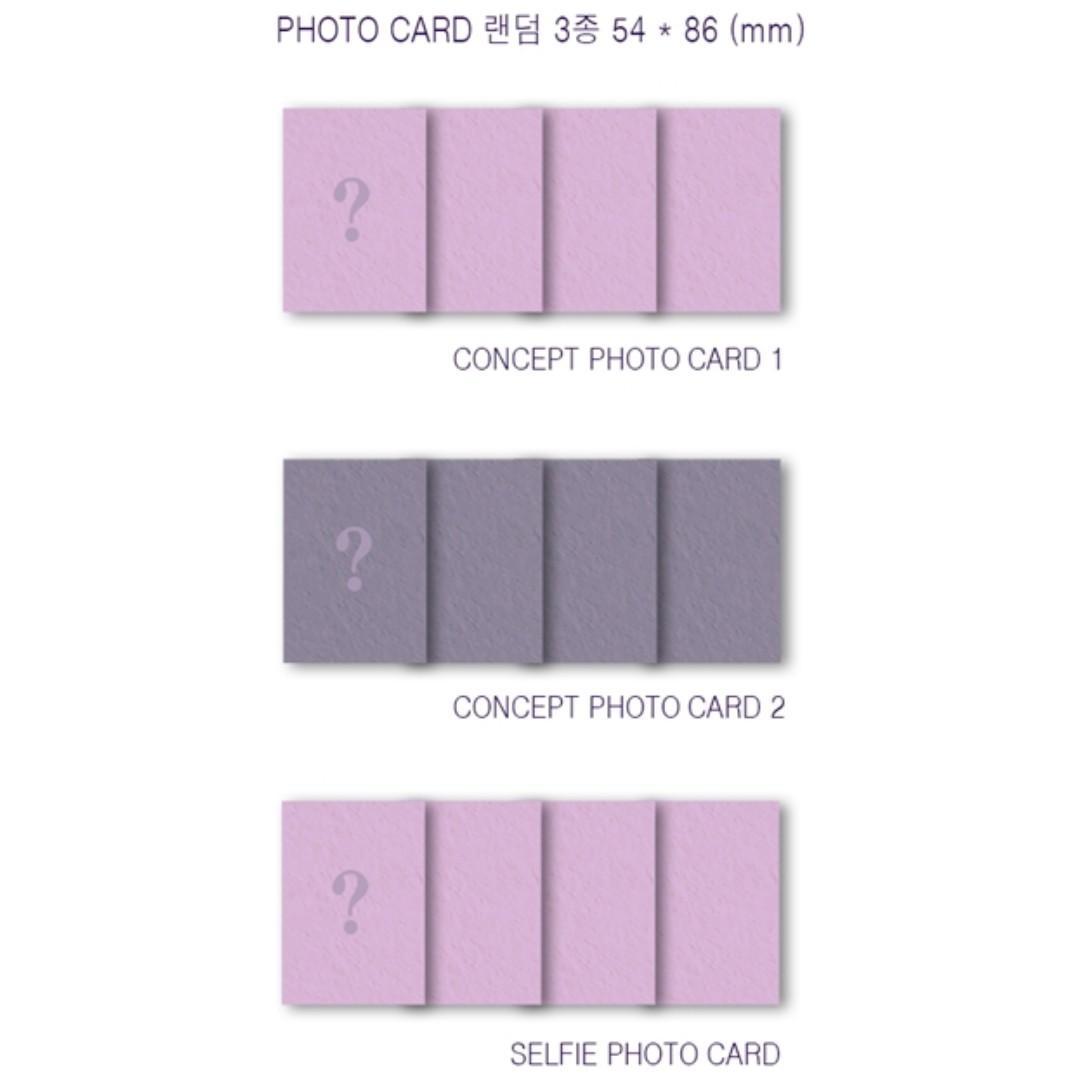 [Pre-order] IZ 아이즈 (1ST SINGLE ALBUM 싱글앨범) - RE:IZ