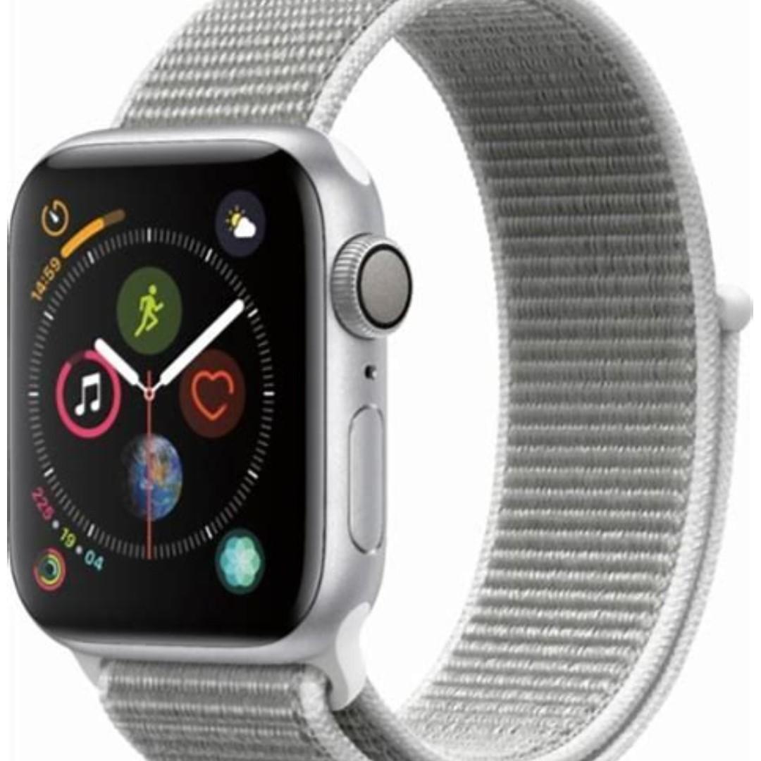 Raedy, Apple Watch Series-4 44mm (Lengkap)