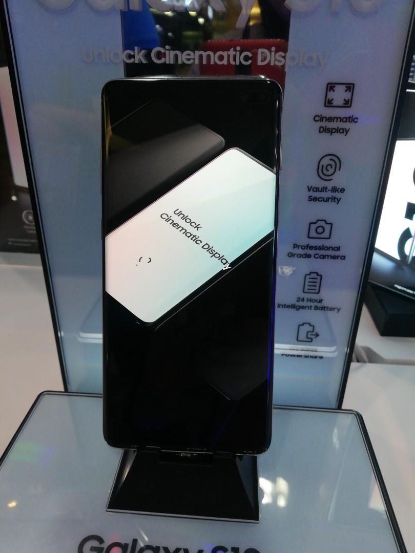 Samsung Galaxy S10+ KreditTanpa CC Cepat 0% MallTamanAnggrek