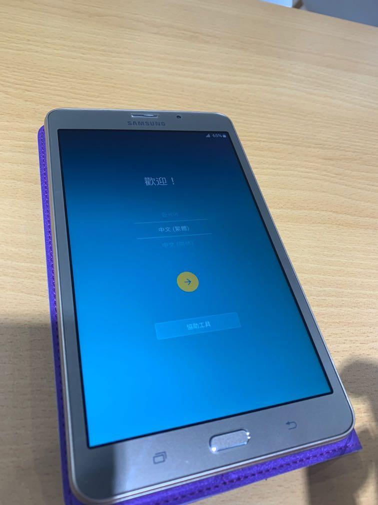 Samsung tab j