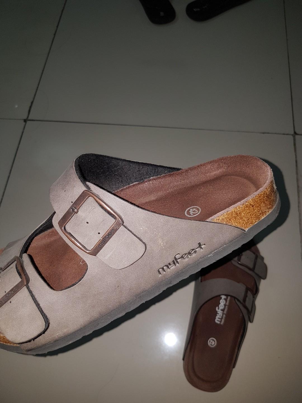 Sandal sendal My Feet Original Second Ukuran 42 Pria