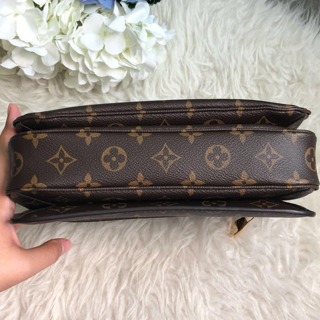 ✖️SOLD!✖️ Final Reduction! Below Retail Price! Super Popular and Sold out at Boutiques! Pochette Metis in Monogram Canvas GHW