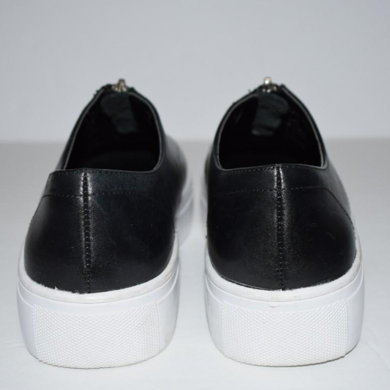 Steve Madden Gratis Leather Womens Sneakers Size 6M