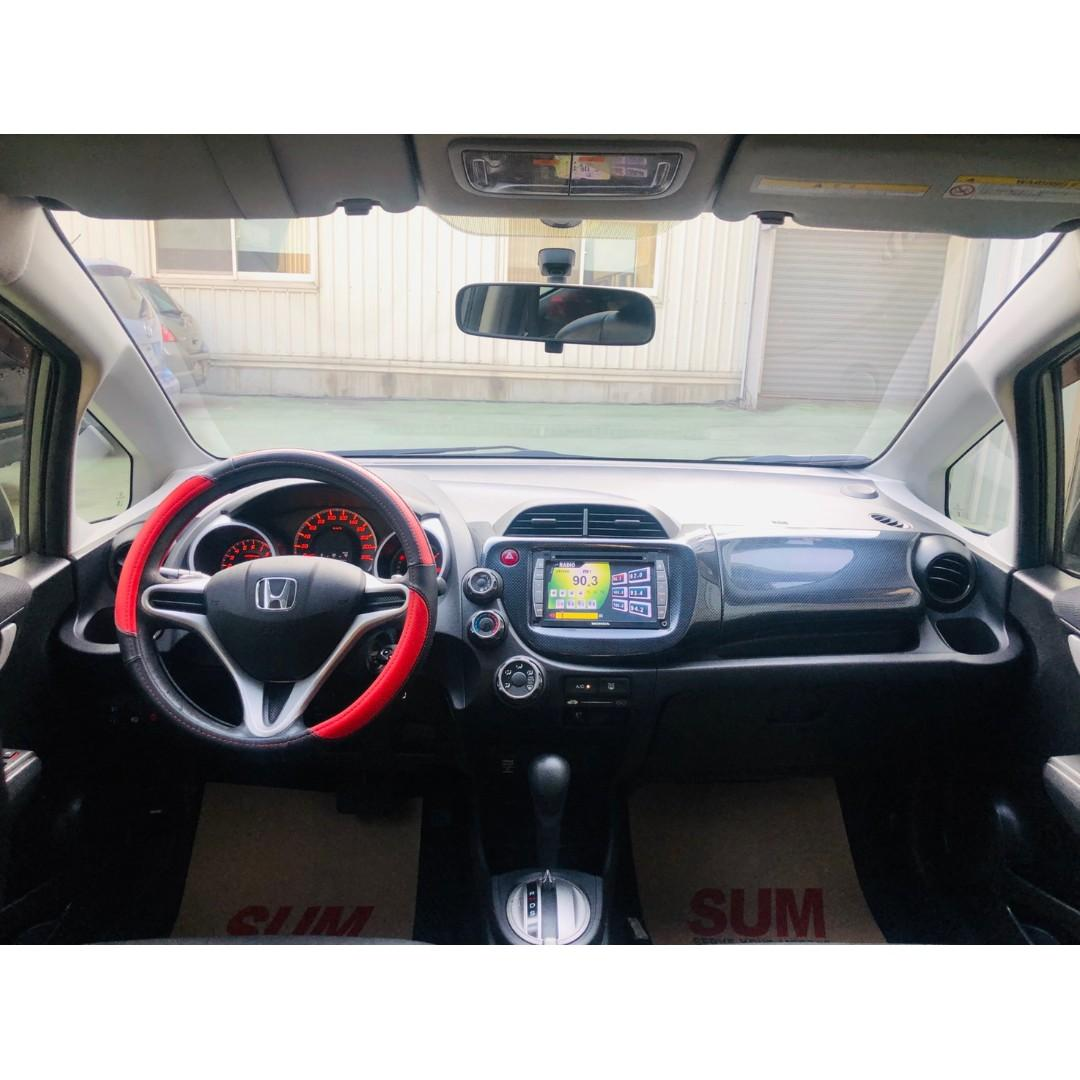 【SUM尼克汽車】2010 Honda FIT 1.5L