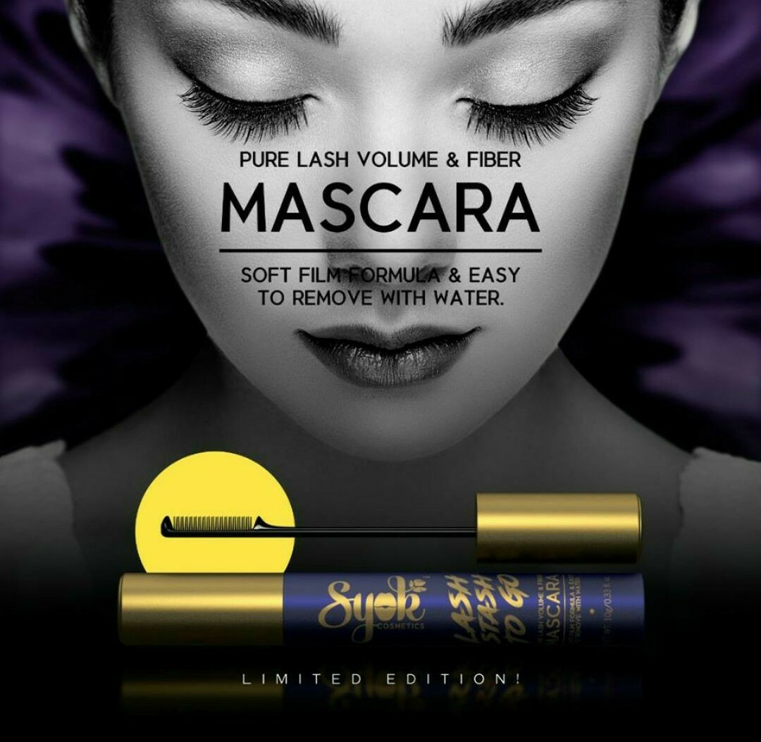 7db446a76eb Syok Mascara Lash Stash To Go, Health & Beauty, Makeup on Carousell