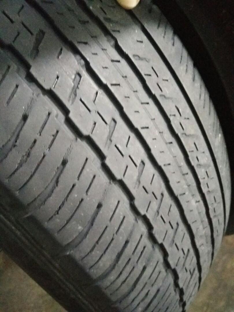 Tayar Crv cx5 Dunlop 225 65 17 (2pcs rm135)
