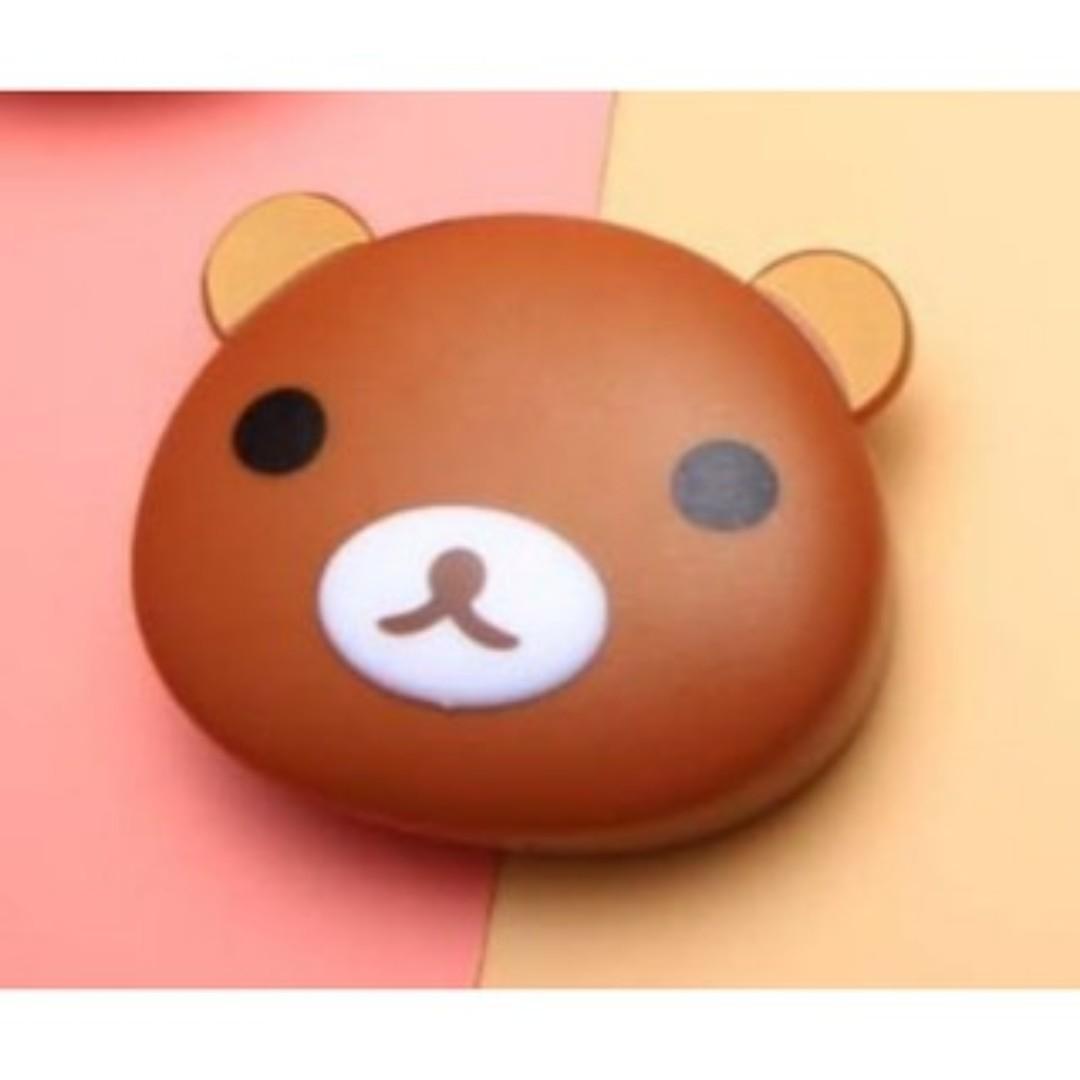 Tempat / Kotak Softlens Panda Brown
