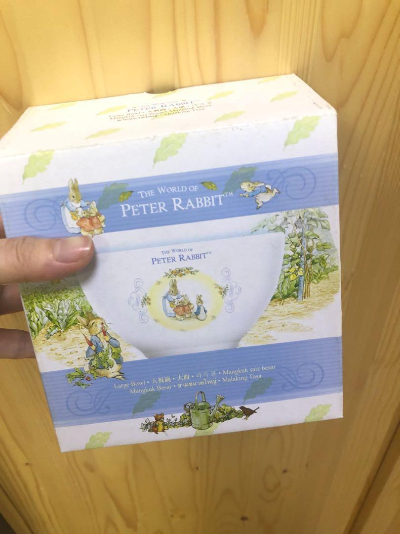 The world of peter rabbit 陶瓷碗