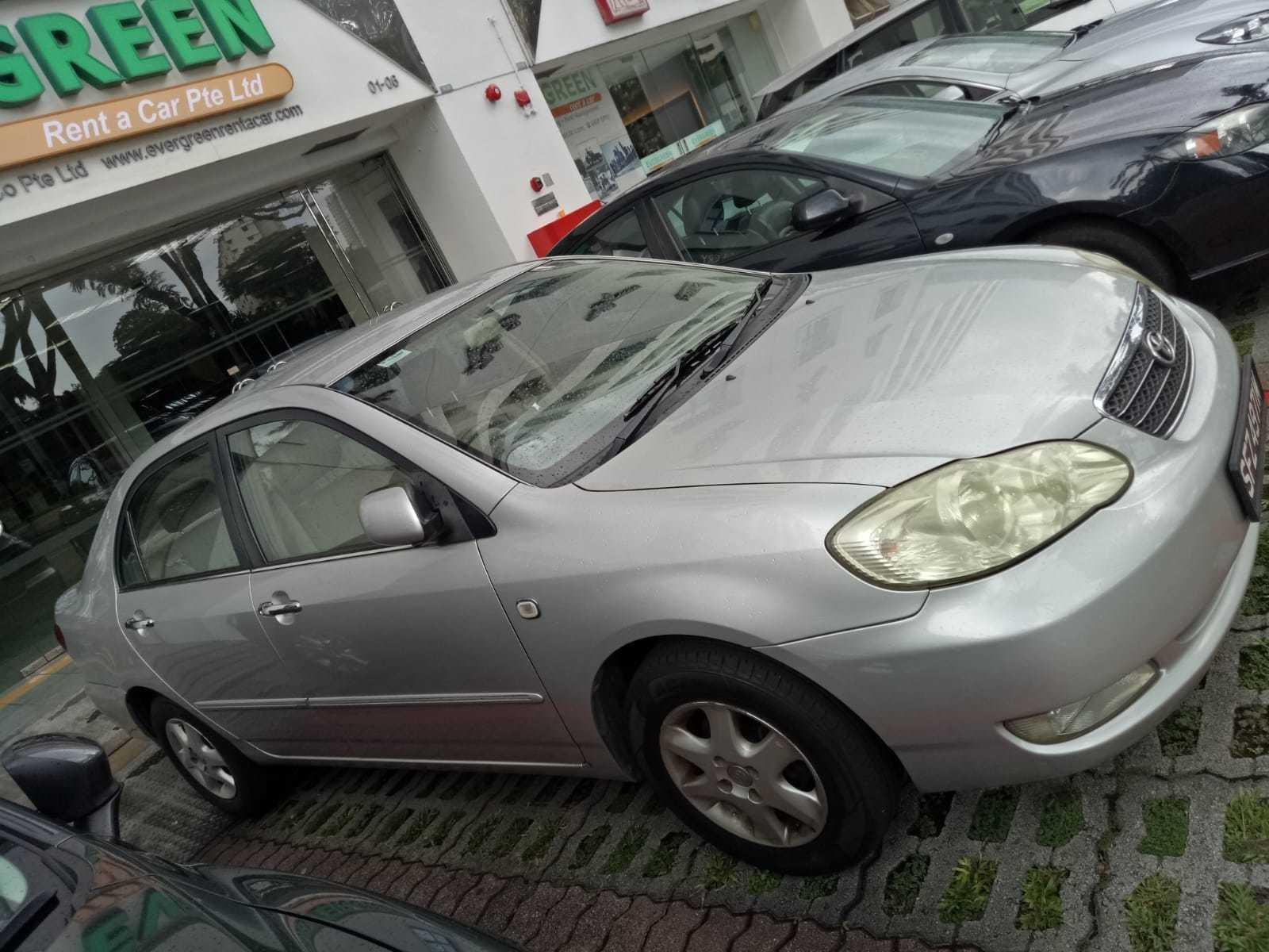 Toyota Corolla 1.6 LX Manual