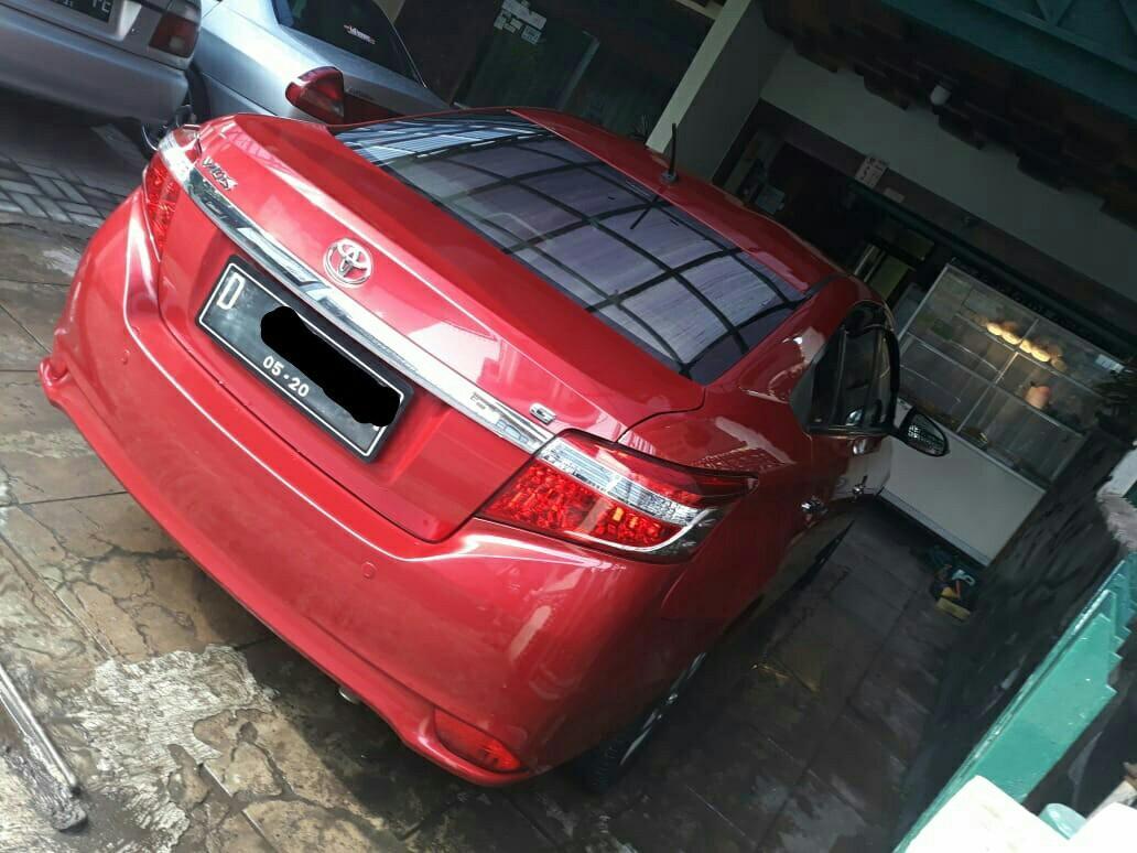 Toyota Vios type G 2014 Automatic