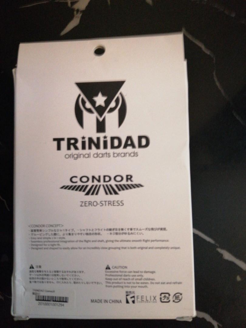 Trinidad Gomez 8 95% Tungsten 95%New