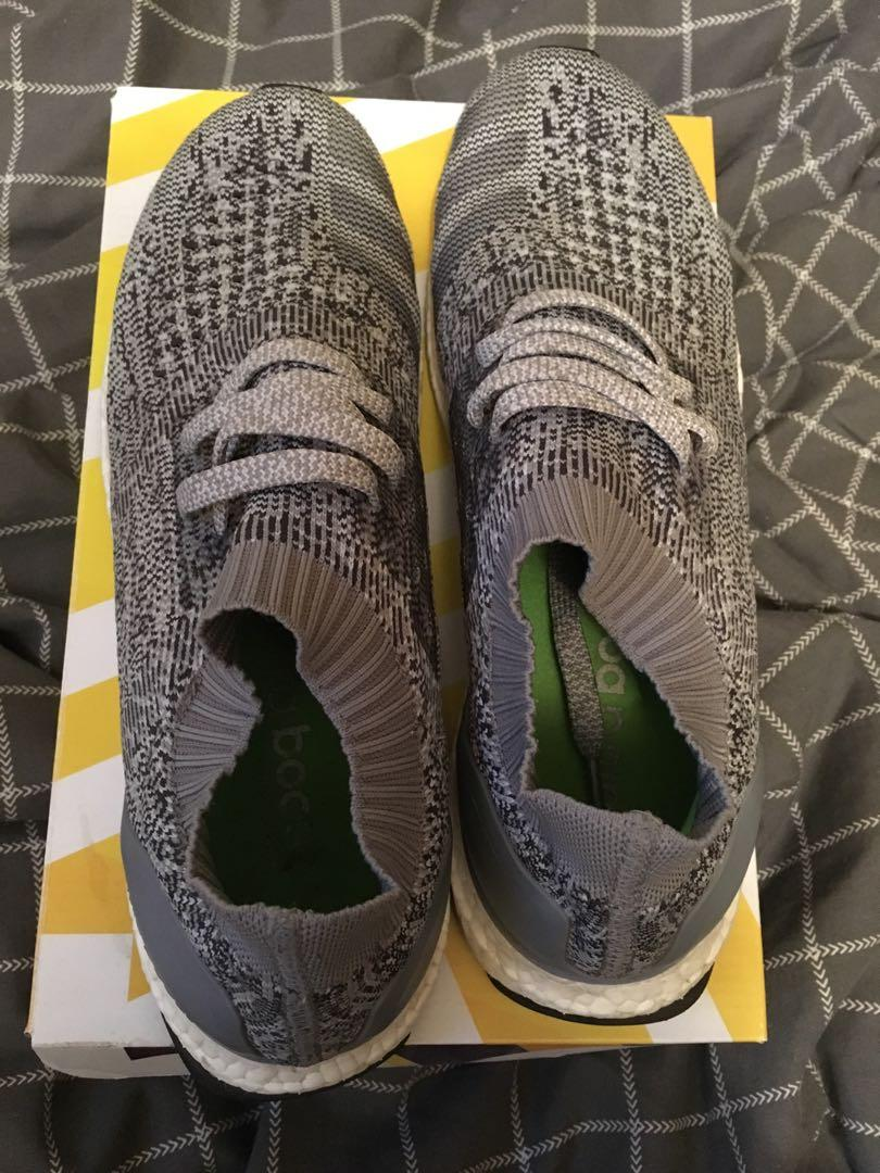 Ultraboost Uncaged Grey Size US 10