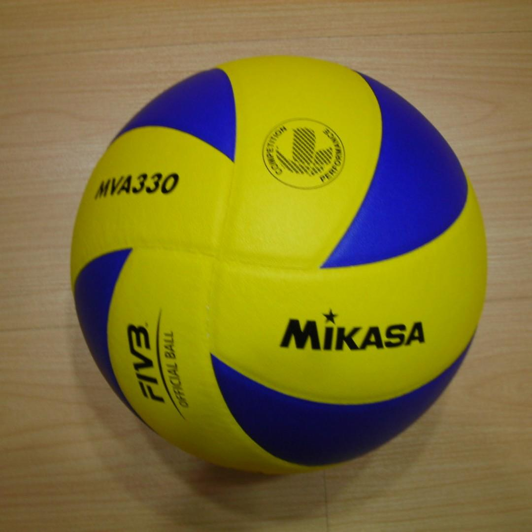 Volleyball Mva330 Mikasa Sports Sports Games Equipment On Carousell