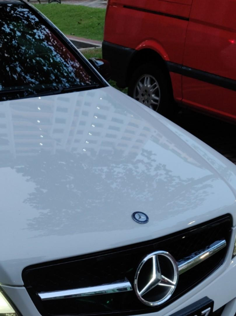 W204 AMG grille