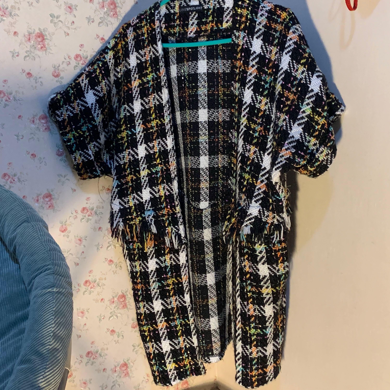 Wool Cardigan Colorful - iLoveSpotlight #BAPAU