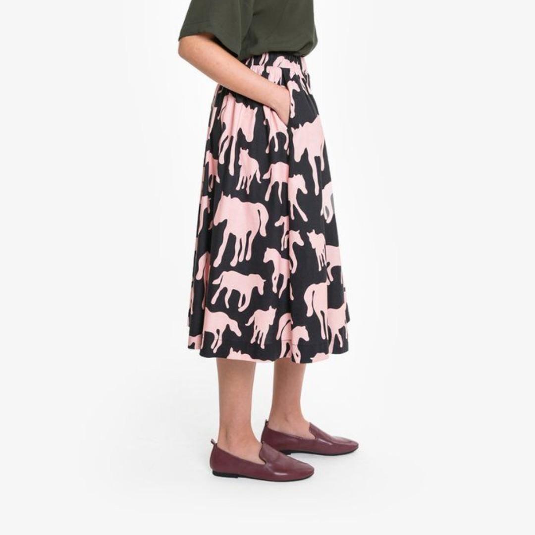 WTB Obus Wild Ones Skirt Size 3-4 & Obus Thistle Smock Dress Size 2-4