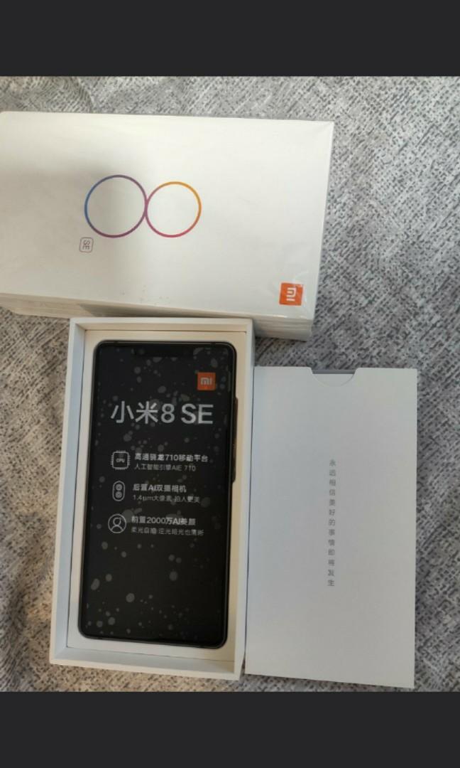 Xiaomi Mi 8 SE 6GB/64GB Black Grey 2019