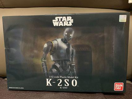 Star war 模型 K-2SO